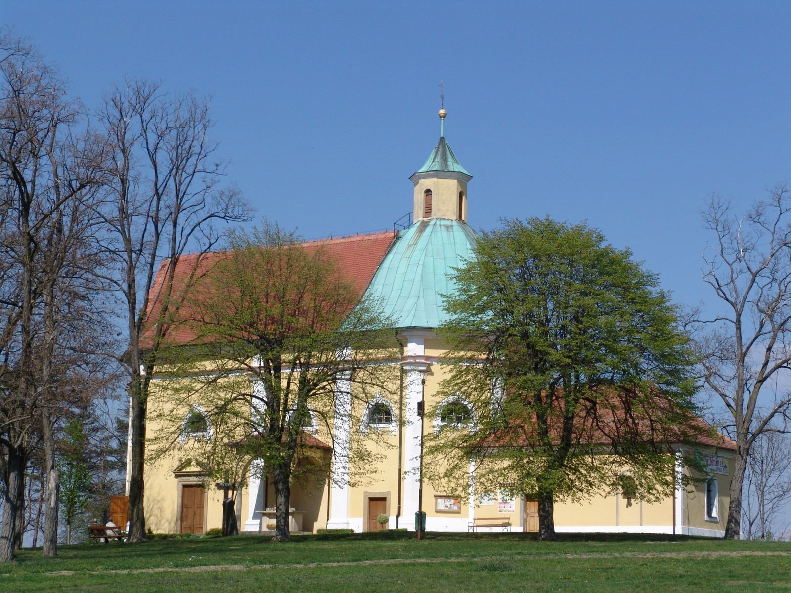 Kaple sv. Antonína