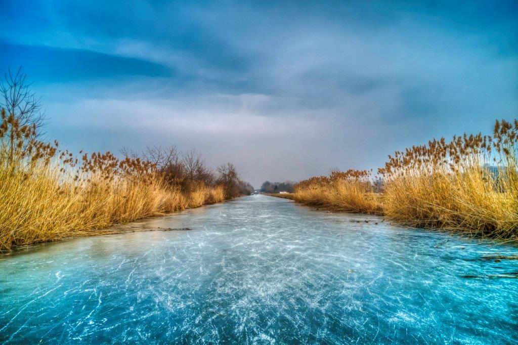 Veselí-nad-Moravou-příroda-podzim