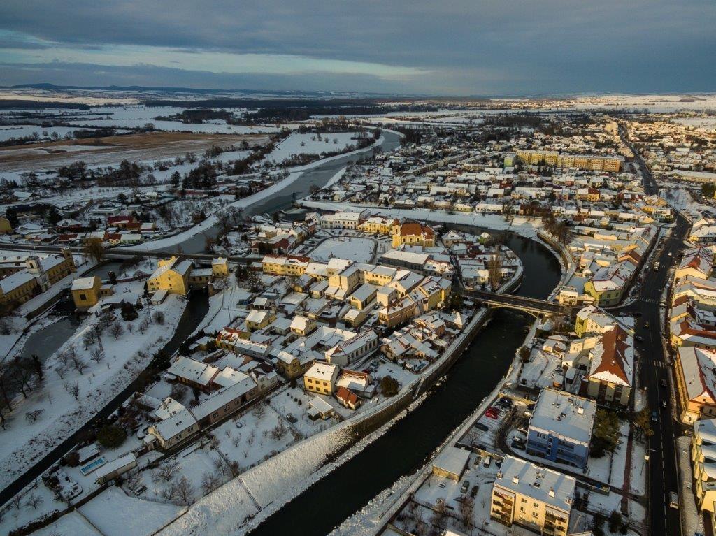 Veselí-nad-Moravou-v-zimě-1
