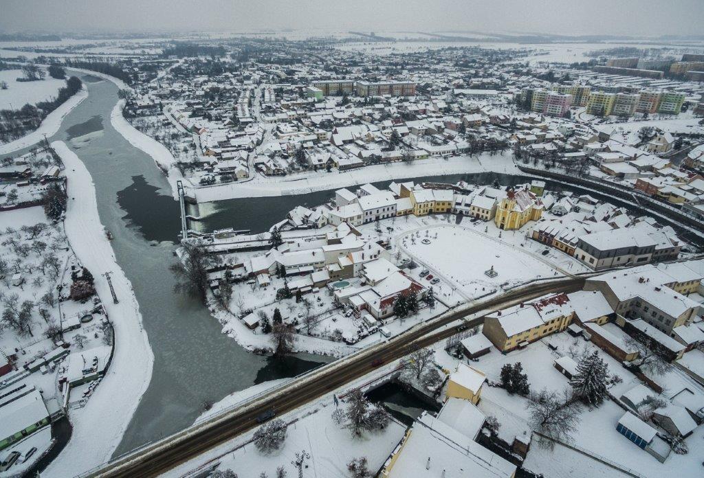Veselí-nad-Moravou-v-zimě-3